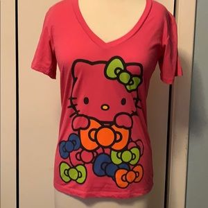 Sanrio Hello Kitty Shirt Gently Preowned Size M